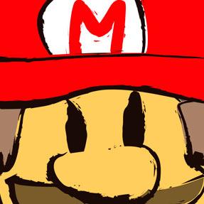 Mario Illustration | Ilustración de Mario