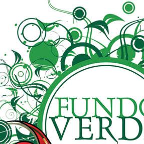 Fundo Verde Logo
