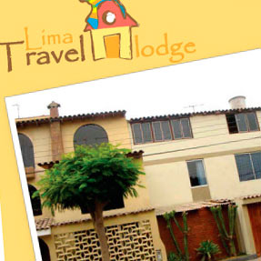 Lima Travel Lodge Flyer