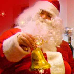 Santa Claus Peru E-flyer