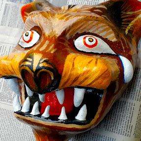 Paucartambo Mask | Máscara de Paucartambo