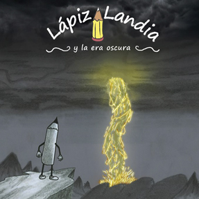 Lapiz Landia Comic and the Dark Age | Lápiz Landia y la Era Oscura